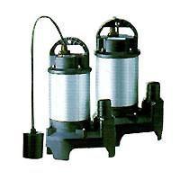 污水不锈钢自动潜水泵PD-A751E