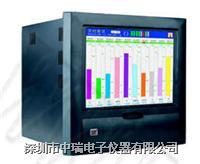 VX8000中長圖彩屏無紙記錄儀