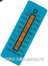 八格溫度熱敏試紙