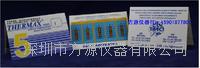 五格I型溫度試紙 英國TMC溫度美 TMC熱敏試紙五格I型 測溫紙```