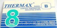 八格B型 熱敏試紙 英國THERMAX溫度美 71-160度TMC 測溫紙 溫度紙```