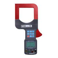 ETCR7300大口径三相钳形功率表