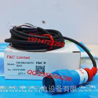 DR18RI-S40NC R2M光纖傳感器臺灣嘉準F&C DR18RI-S40NC R2M