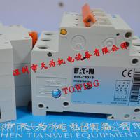美國伊頓EATON(德國穆勒MOELLER)微型斷路器 PL9-C63 3