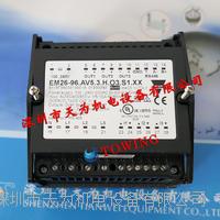 瑞士CARLO GAVAZZI佳樂控制模塊EM26-96.AV5.3.H.O3.S1.XX