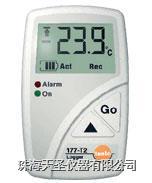 德國德圖電子溫度記錄儀 testo 177-T3