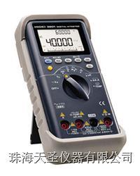 日本日置數字萬用表 3801-01