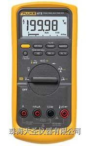 美國福祿克數字多用表 F87VE Kit