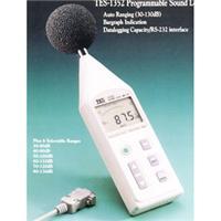 可程式噪音计 TES-1352H