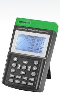 可攜式無紙記錄器 PROVA 800A