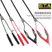 苏州4线电阻测量线ETA4552 ETA4552