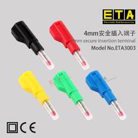 苏州 ETA3003 4mm插入端子 ETA3003