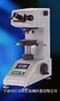 显微硬度计(自动转塔) MVC-1000D1