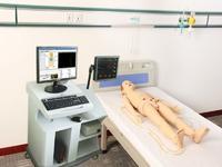 高智能數字化兒童綜合急救技能訓練系統(ACLS生命支持、計算機控制 ) YIM/ACLS1700A(教師機)(五歲兒童)