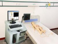 高智能數字化兒童綜合急救技能訓練系統(ACLS生命支持、計算機控制 ) YIM/ACLS1700B(教師機)(一歲兒童)