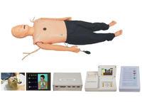 多功能急救訓練模擬人(心肺復蘇CPR、氣管插管、除顫起搏四合一功能、嵌入式系統) YIM/ALS800A