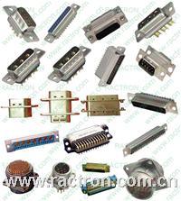 滤波连接器 Ractron,Spectrum Control,Corry,Tusonix,Amphenol