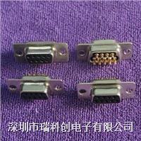 濾波連接器 DB9 母 焊杯 點擊進入規格書