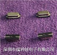 晶體振蕩器 HC-49 SMD 點擊進入規格書