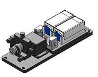 二合一光纤耦合激光系统