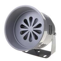 南州MS-290B金屬外殼電動警報器(風螺)高功率馬達報警器