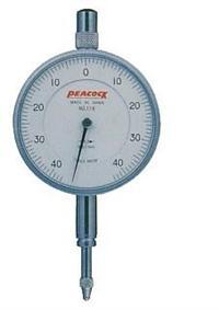 日本孔雀PEACOCK 指針式比測型量表 17B  17B