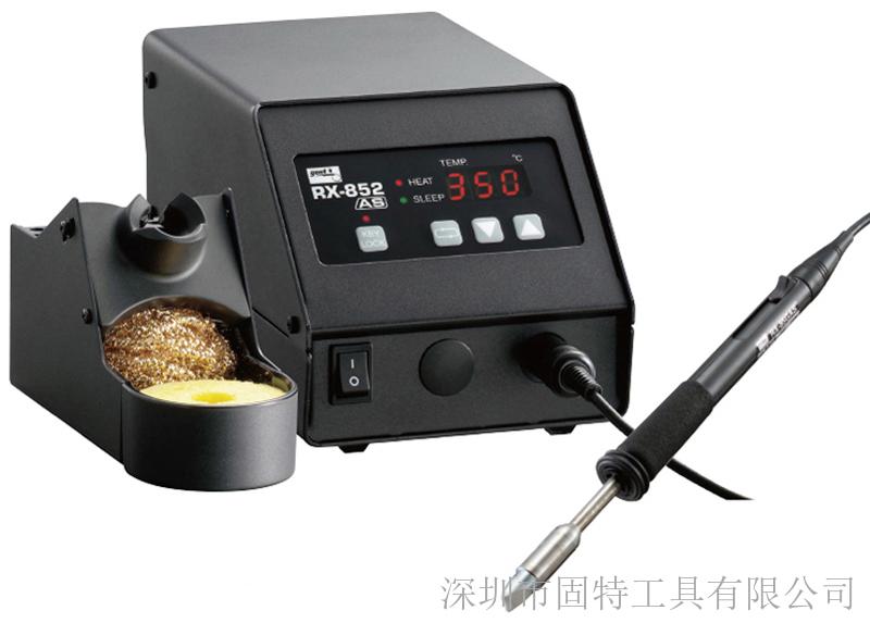 日本固特GOOT 无铅焊锡对应电烙铁 RX-852AS