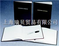 美國Nalgene,6301-3000,實驗室筆記本,普通紙張頁面;聚乙烯封面 6301-3000,森林綠