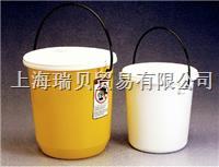 美國Nalgene,7102-0080, 帶刻度氣密提桶 7102-0080