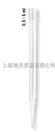 BR702600散裝移液器吸頭,PP材質,0.5-5 ml,無色,未滅菌,符合IVD標準 BR702600,0.5-5 ml,無色