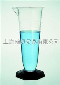 美國 Nalgene,3673-0008,250ml,雙刻度配藥量筒,聚甲基戊烯 3673-0008,250ml