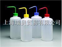 美國Nalgene 2422-5500,500ml, 顏色標記的洗瓶,低密度聚乙烯瓶體 2422-5500,500ml