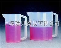 美国Nalgene DS1511-1000,1000ml, 带柄烧杯,Teflon* PFA DS1511-1000,1000ml, Teflon* PFA