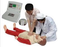 液晶彩顯上等電腦心肺複蘇模擬人  KAH-CPR500