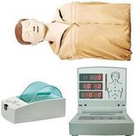 上等電腦半身心肺復蘇模擬人 KAH/CPR260