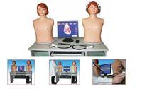 智能型網絡多媒體胸部電子聽診教學系統   KAH-XD-AT
