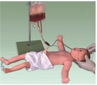 上等嬰兒全身靜脈穿刺模型 KAH-HS9