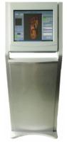 19寸液晶觸摸屏足部反射區教學係統 ZKWST-19A