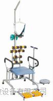 頸椎牽引椅(帶按摩輪)