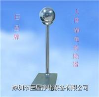 触摸式人体静电消除器 **-触摸式人体静电消除器