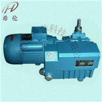 單級旋片式真空泵
