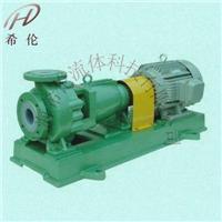氟塑料合金化工離心泵