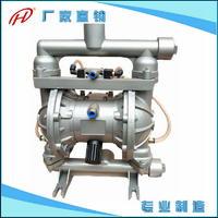 粉體輸送隔膜泵