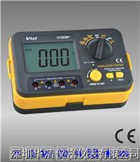 VC60B+ 絕緣電阻測試儀VC60B+ |VC60B+  VC60B+