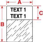 线缆标签 可定制线缆标签