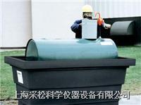 大容量盛漏槽 Enpac,5275-BK,275加仑