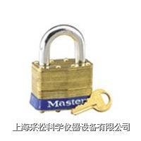 黄铜千层锁(29mm宽锁体) Master lock,8,8KA,8KAB,5mm粗锁钩,短钩14mm
