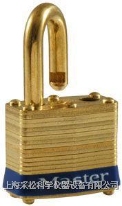 黄铜千层锁(44mm宽锁体) Master lock,2,2KA,2KAB,8mm粗锁钩,短钩24mm