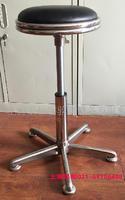 304不锈钢可升降圆凳 CSA2635