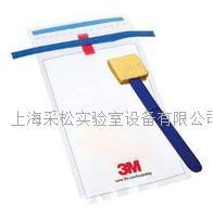 3M™10mlDE緩衝液有炳海綿塗抹棒 SSL10DE,SSL10NB